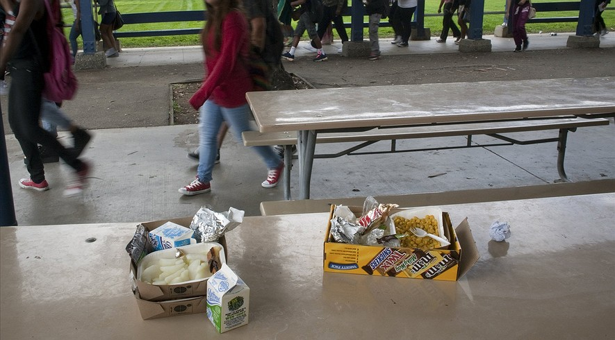 New School Meal Regulations Increase Fruit Consumption and ...
