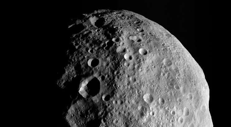 Asteroid Vesta Danger - Pics about space