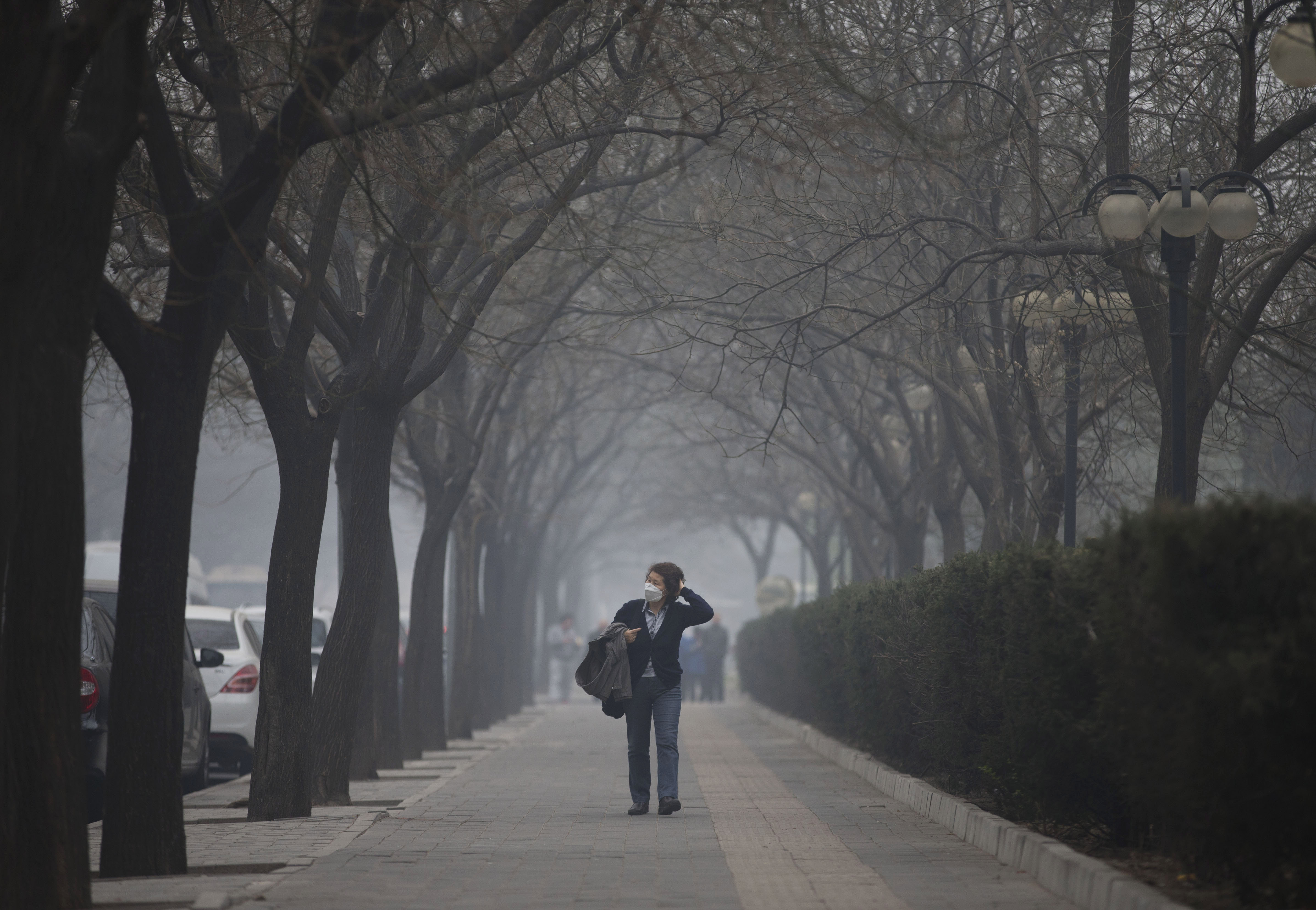 Newsela anti pollution protests in china