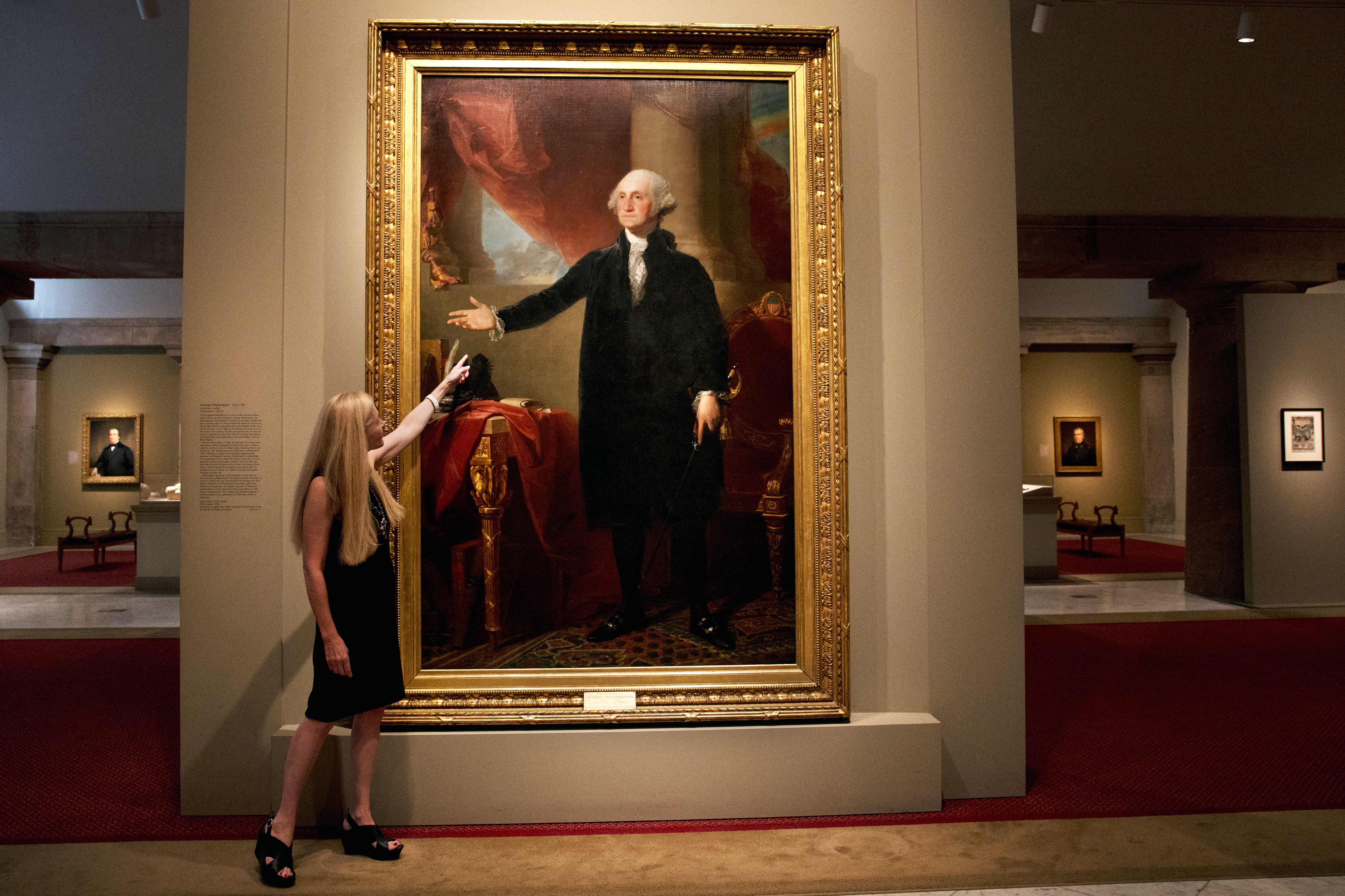 Most Famous Paintings Of George Washington