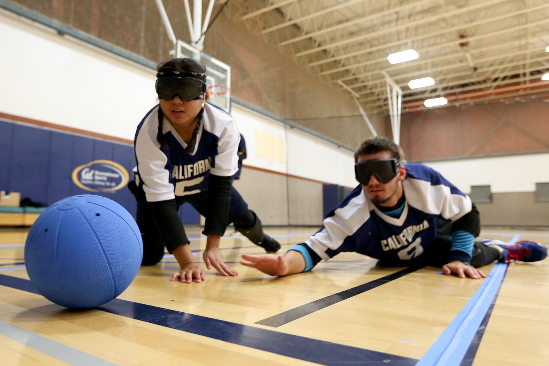 Голбол - Центр спортивной подготовки Республики Татарстан
