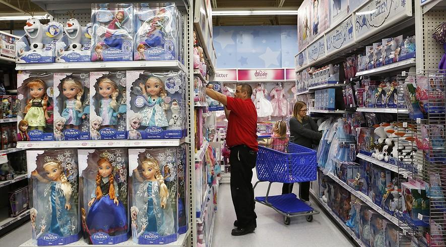 Frozen Toys R Us : Newsela quot frozen dolls dresses wigs pillows