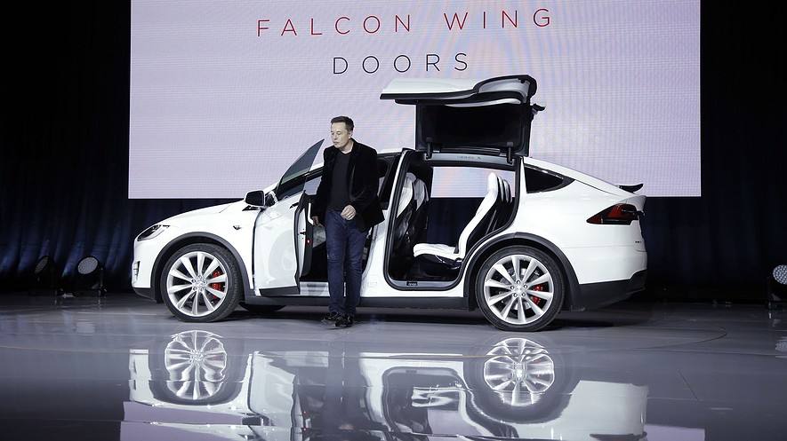 Tesla Self Driving Cars Article Newsela